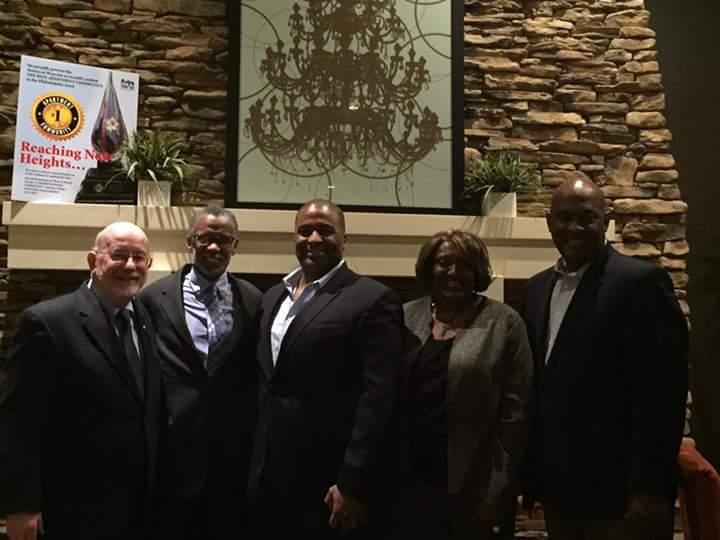Senator Haywood's Meet & Greet
